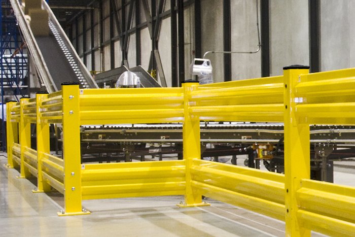 Guardrail, Racking & Warehouse Accessories