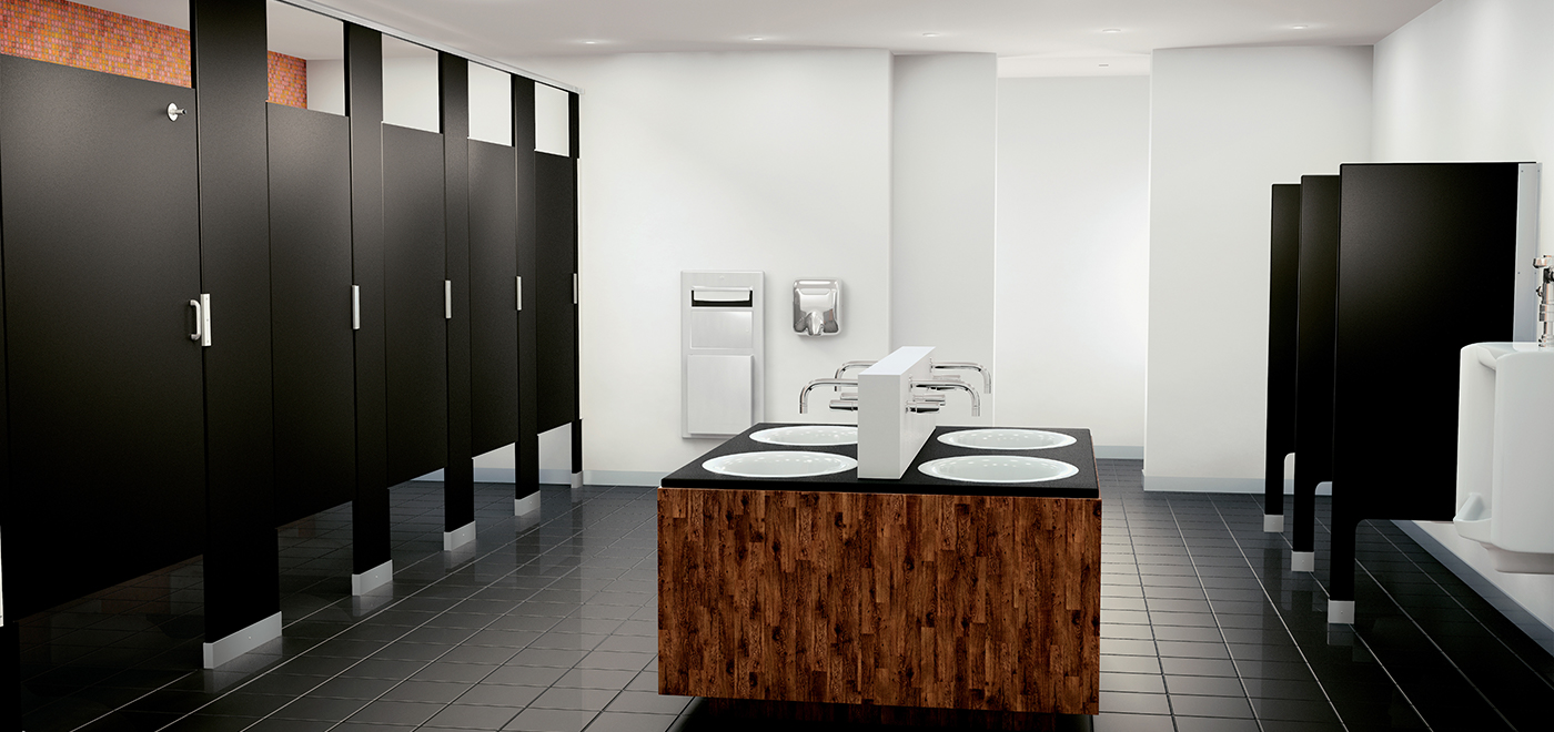 Wall And Door Protection Toilet Partions And Accessories And More - Bathroom partitions atlanta ga